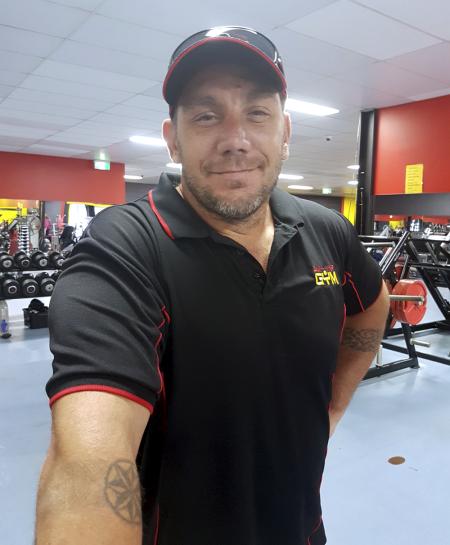 Jason Palffy Hervey Bay 24 Hr Gym